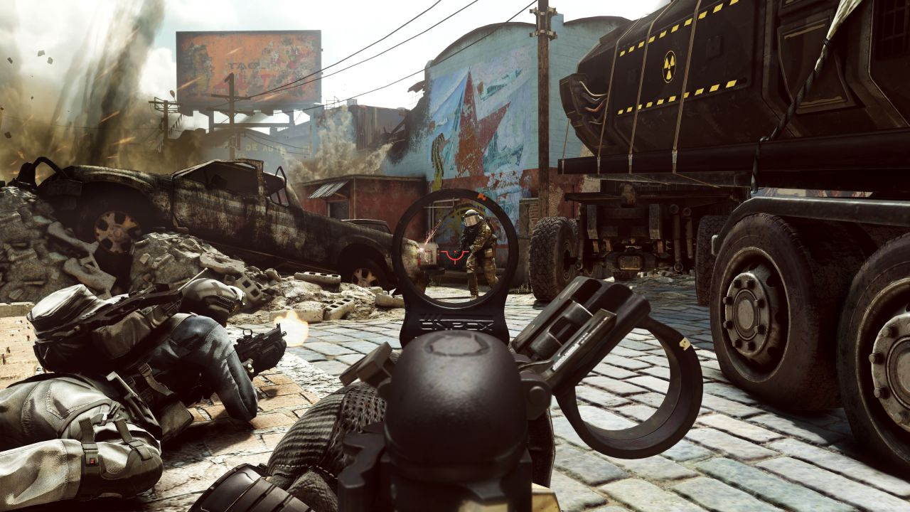 Obrazem: Call of Duty: Ghosts Onslaught DLC 91637