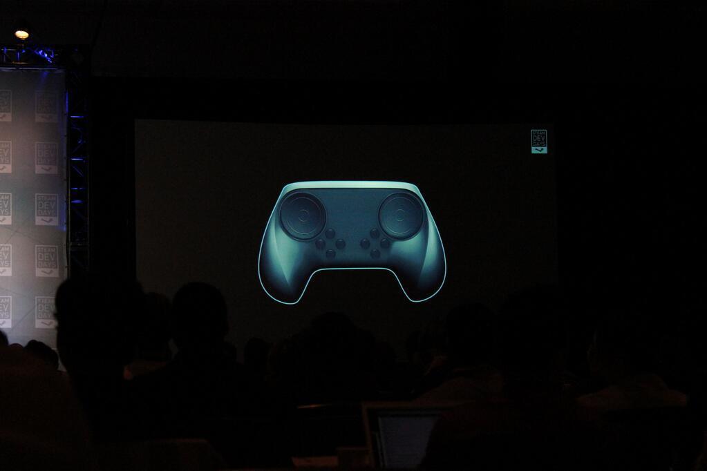 Valve se u Steam gamepadu zbavilo touchscreenu 91734