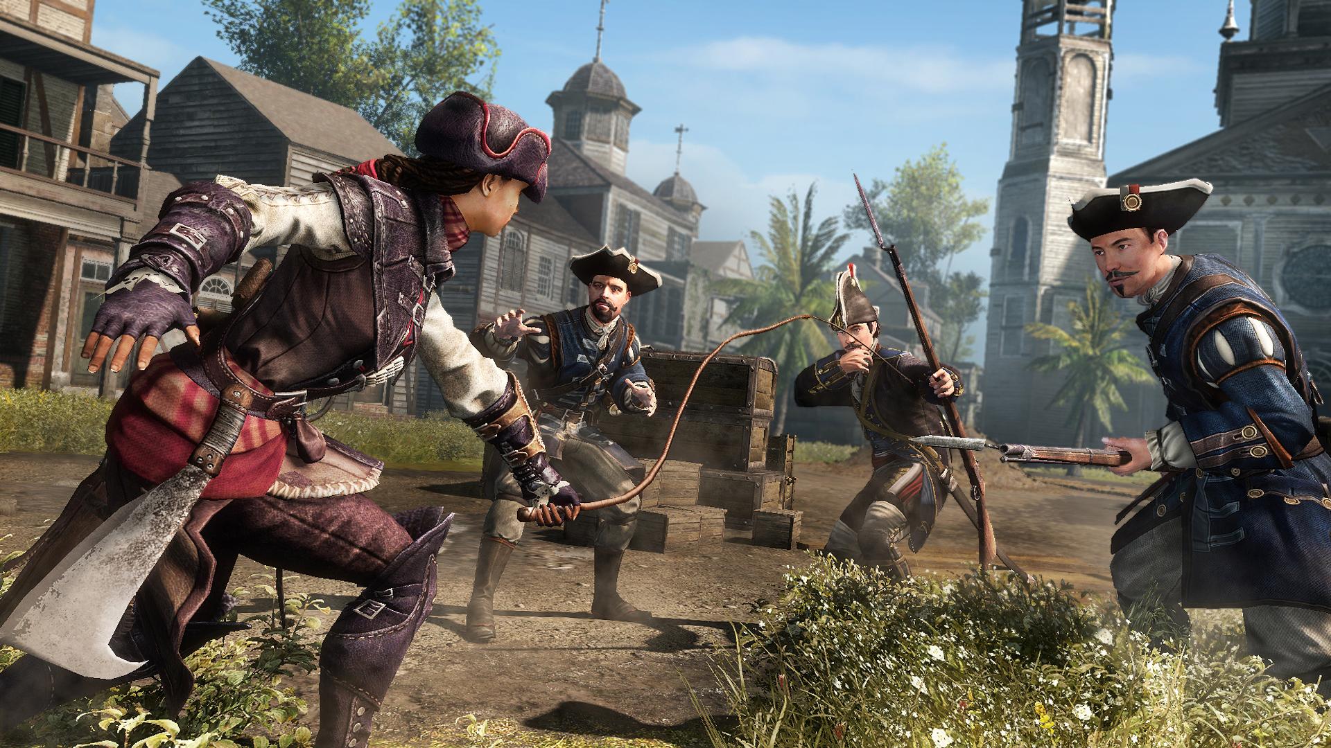 Dodatečně obrázky z Assassin's Creed: Liberation HD 91751