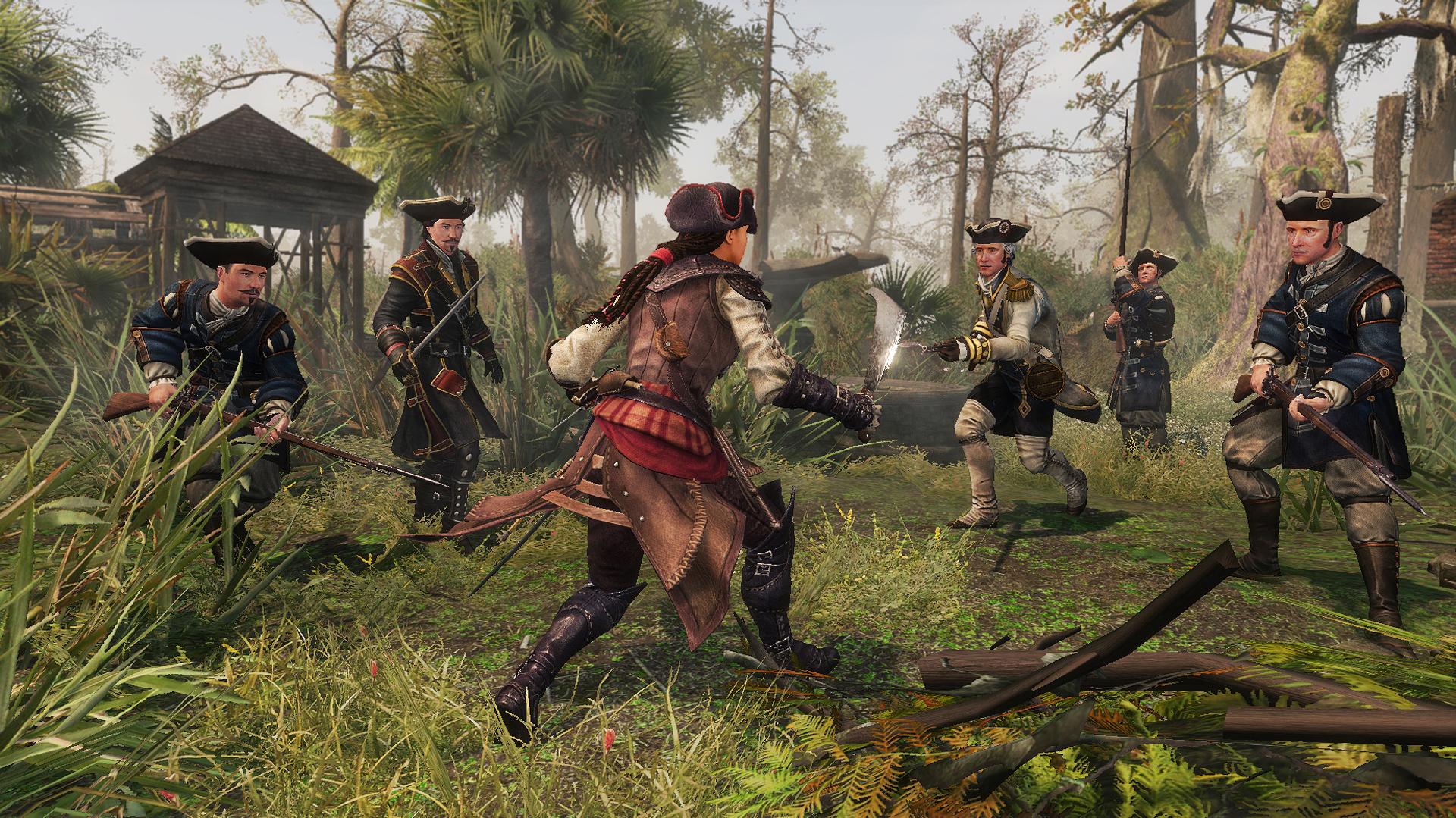 Dojmy z PC verze Assassin's Creed: Liberation HD 91752