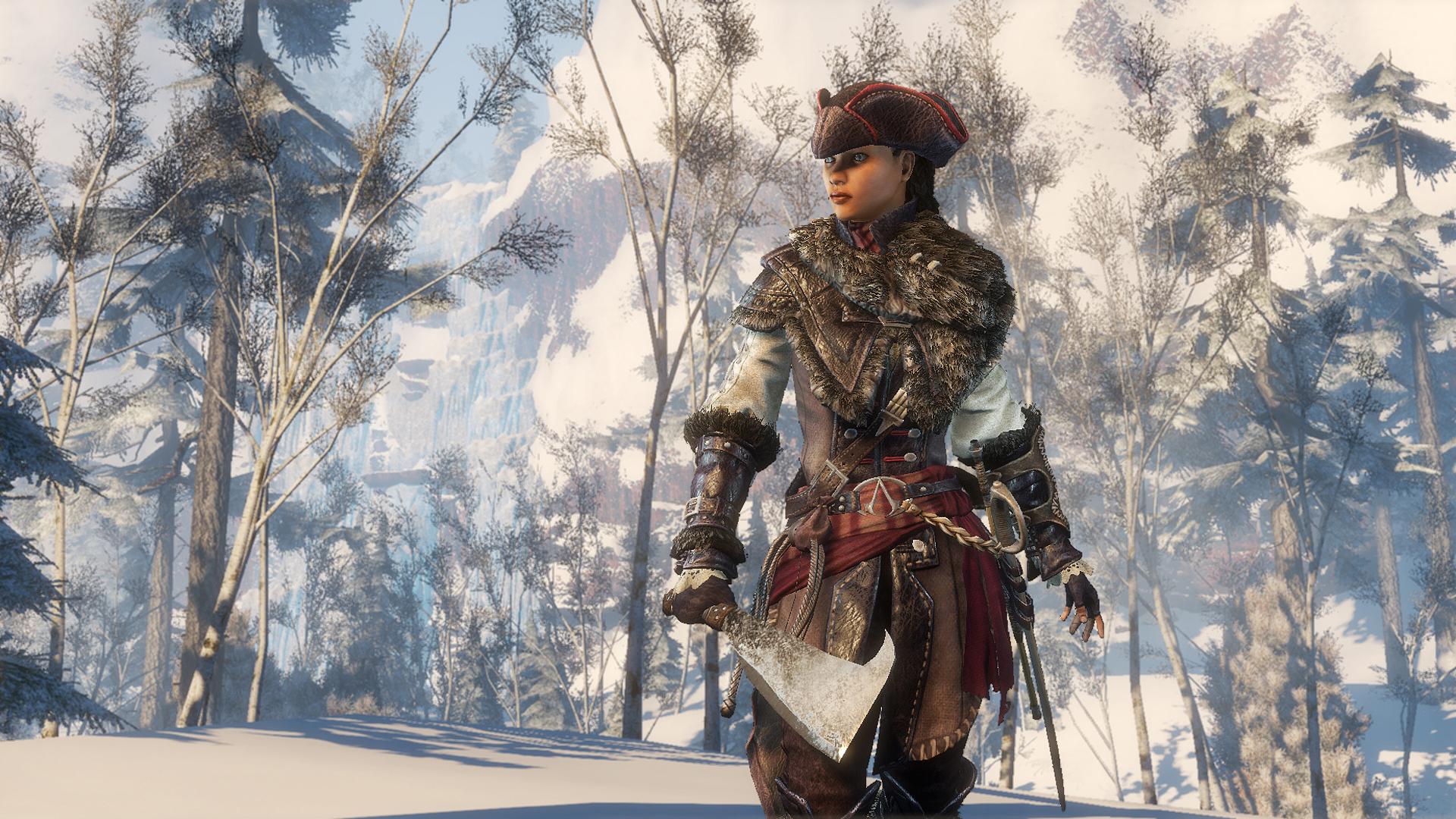 Dodatečně obrázky z Assassin's Creed: Liberation HD 91753