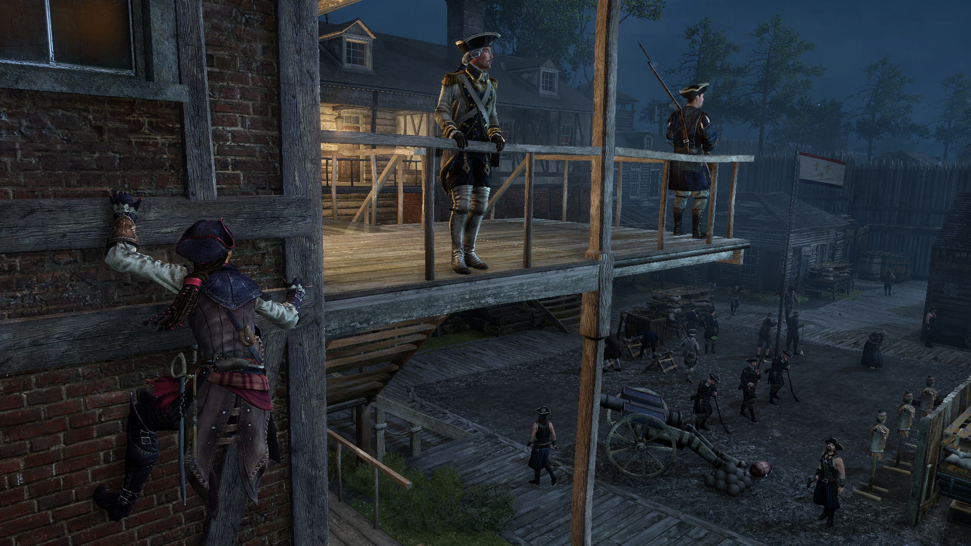Dojmy z PC verze Assassin's Creed: Liberation HD 91754