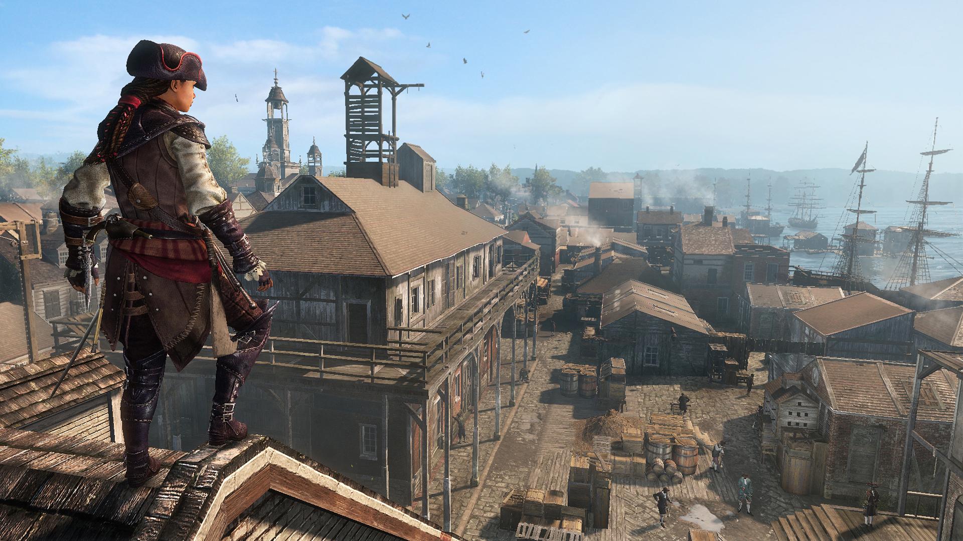 Dojmy z PC verze Assassin's Creed: Liberation HD 91757