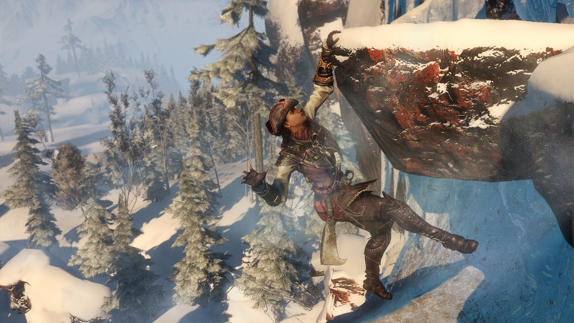 Dojmy z PC verze Assassin's Creed: Liberation HD 91758