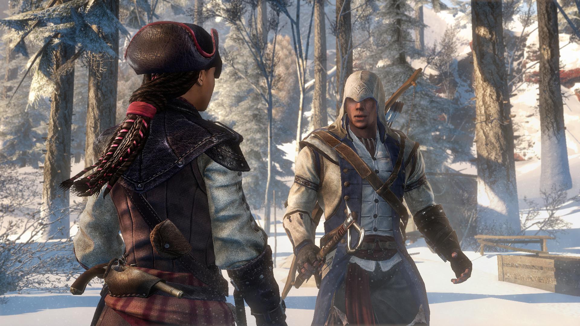 Dodatečně obrázky z Assassin's Creed: Liberation HD 91759