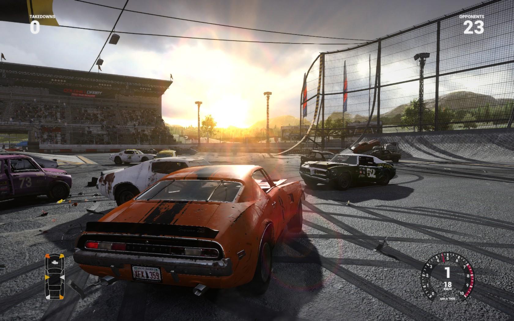 Next Car Game - dojmy z pre-alpha verze nelítostného závodění 91762