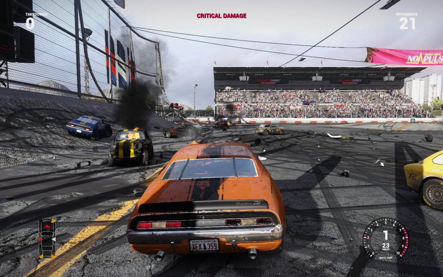 Next Car Game - dojmy z pre-alpha verze nelítostného závodění 91763