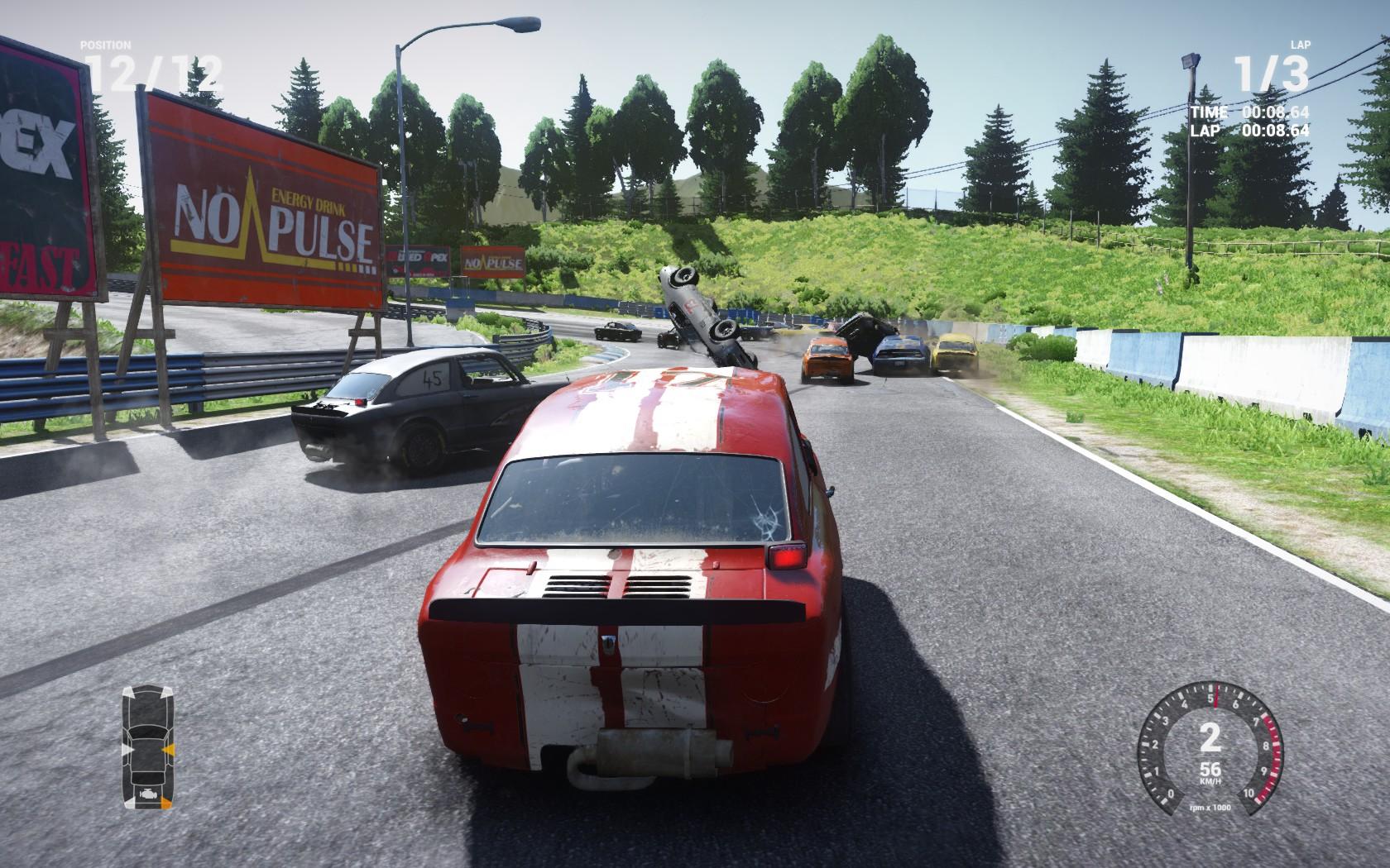 Next Car Game - dojmy z pre-alpha verze nelítostného závodění 91766