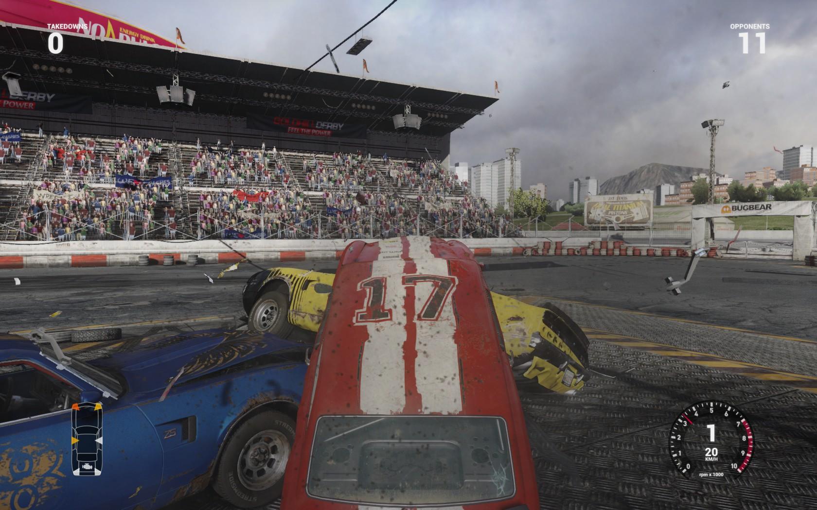 Next Car Game - dojmy z pre-alpha verze nelítostného závodění 91767