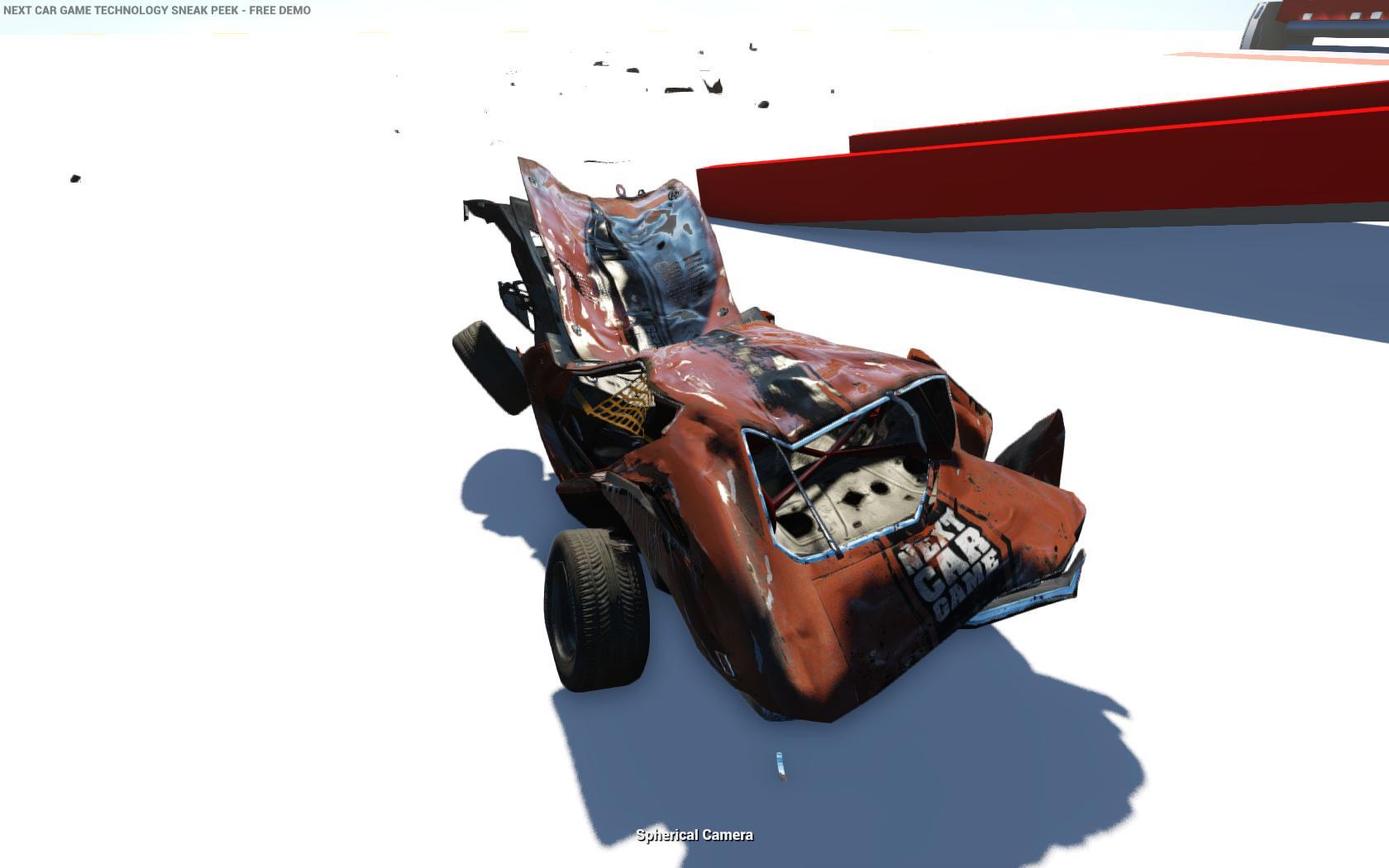 Next Car Game - dojmy z pre-alpha verze nelítostného závodění 91769