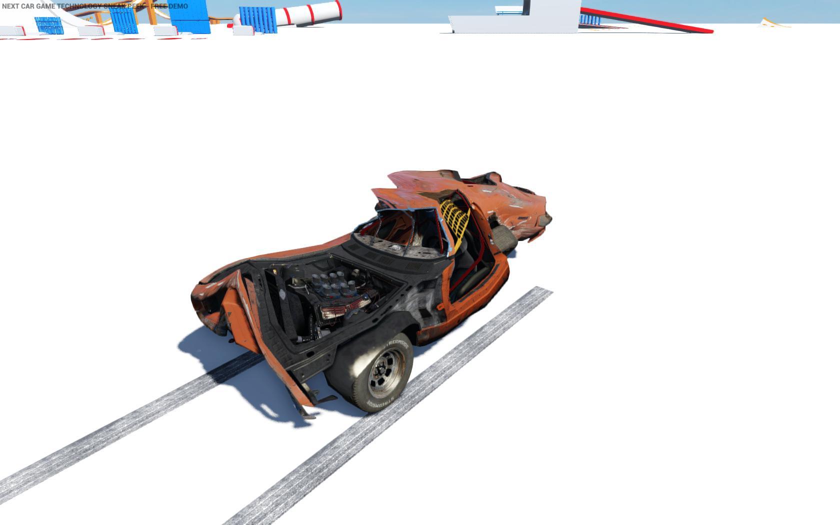 Next Car Game - dojmy z pre-alpha verze nelítostného závodění 91771