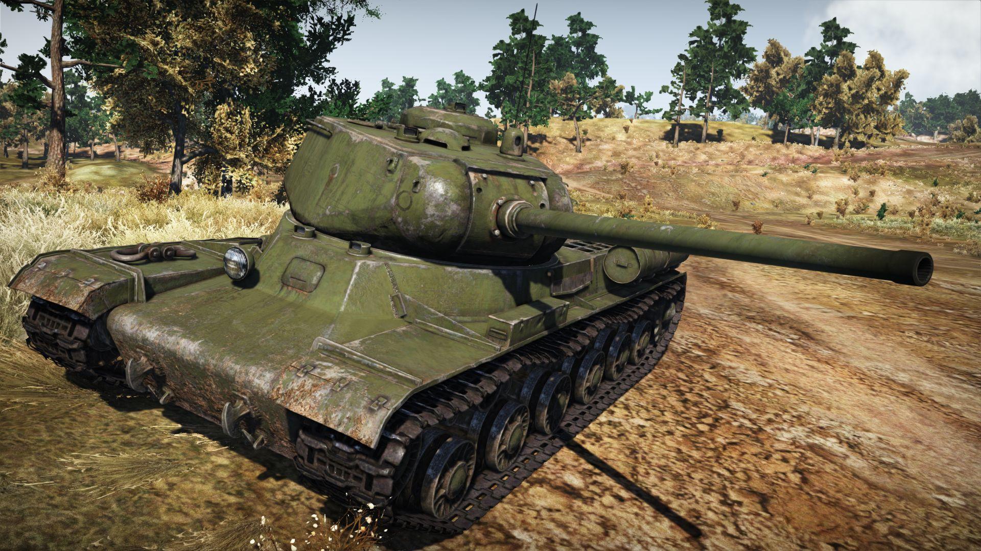 War Thunder přidalo nové tanky 91783