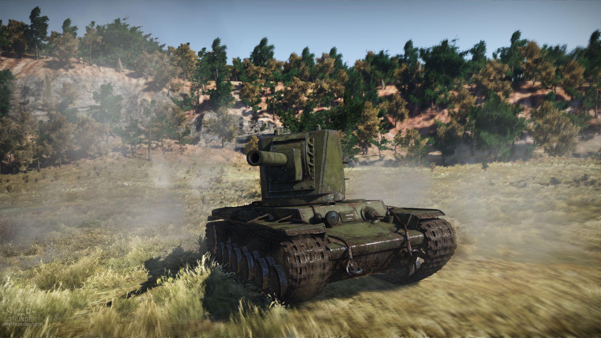 War Thunder přidalo nové tanky 91784