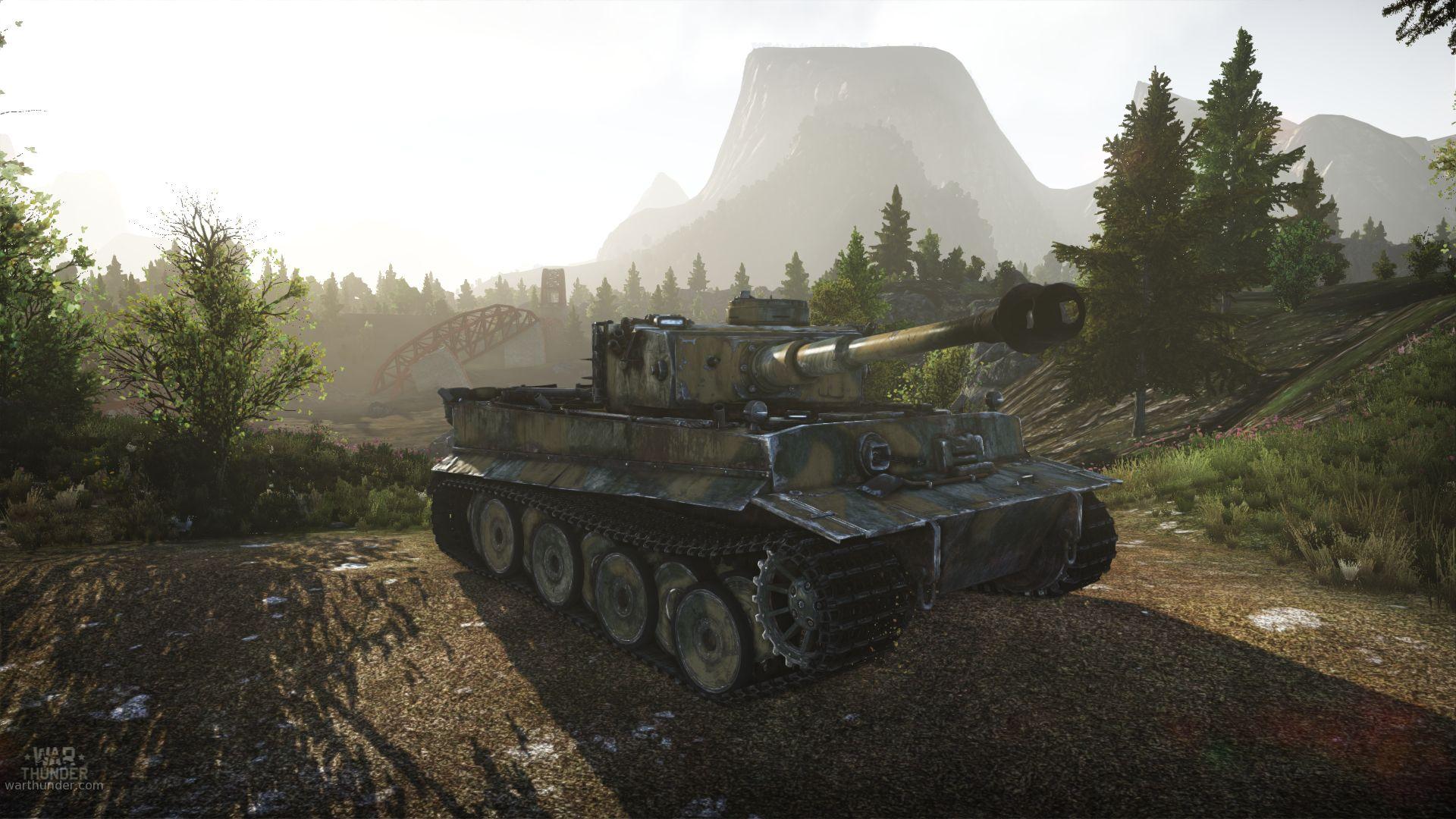 War Thunder přidalo nové tanky 91785