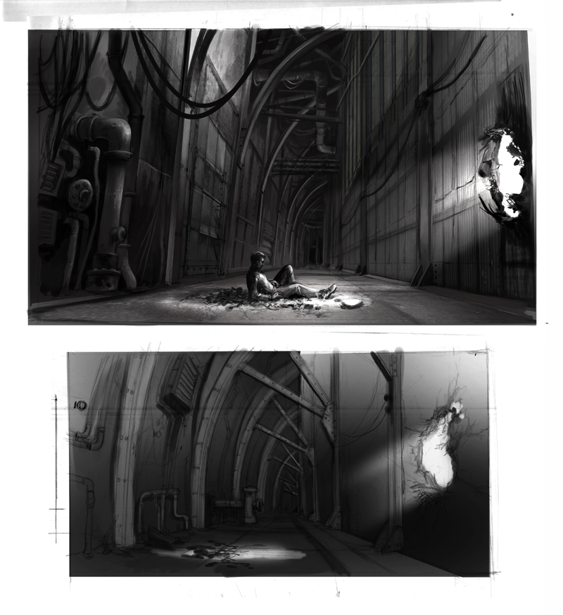 Artworky ze zrušeného filmového BioShocku 91825