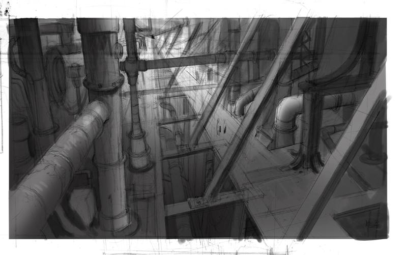 Artworky ze zrušeného filmového BioShocku 91826