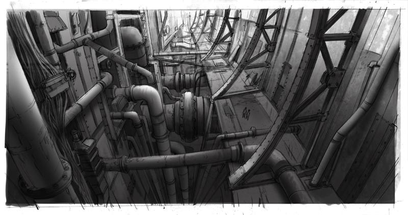 Artworky ze zrušeného filmového BioShocku 91827