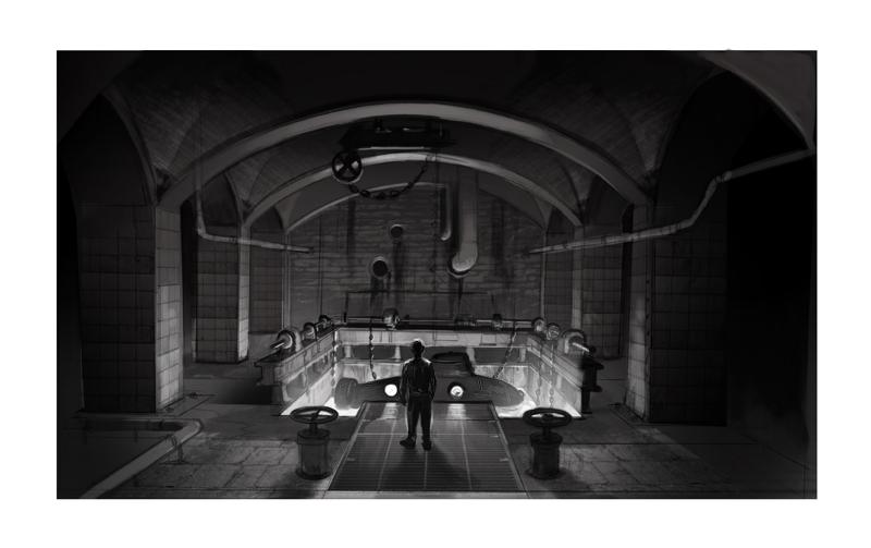 Artworky ze zrušeného filmového BioShocku 91828