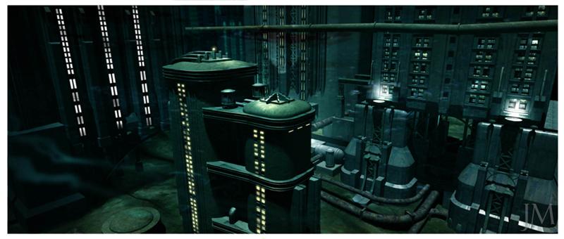 Artworky ze zrušeného filmového BioShocku 91829