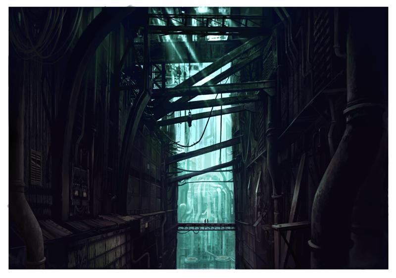 Artworky ze zrušeného filmového BioShocku 91831