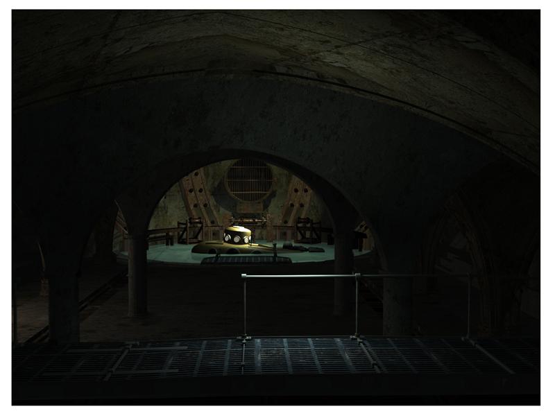 Artworky ze zrušeného filmového BioShocku 91833