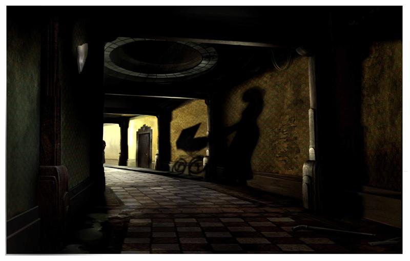 Artworky ze zrušeného filmového BioShocku 91834