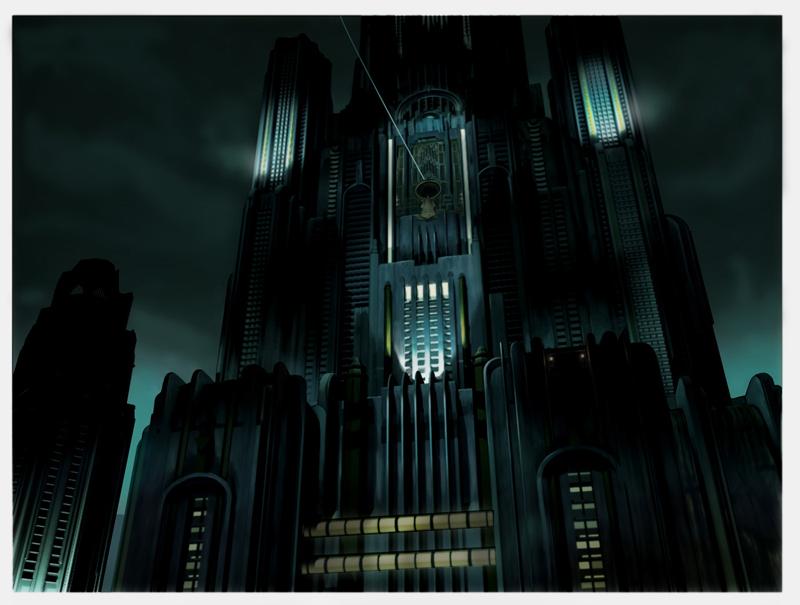 Artworky ze zrušeného filmového BioShocku 91837