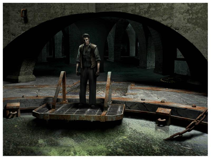 Artworky ze zrušeného filmového BioShocku 91838