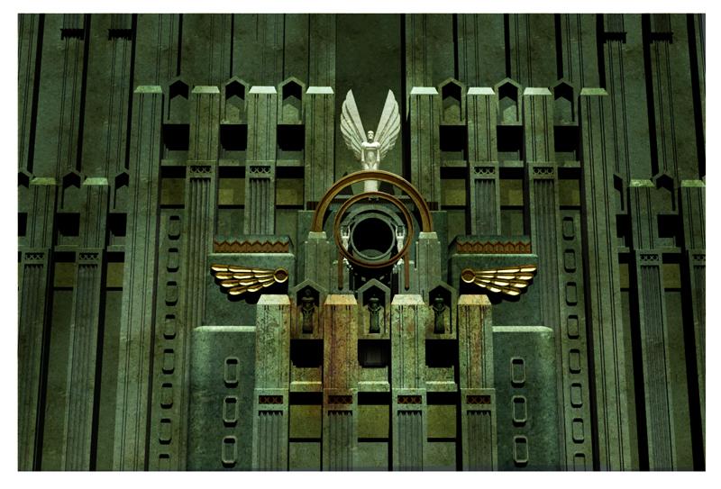 Artworky ze zrušeného filmového BioShocku 91839