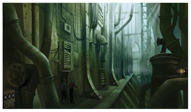 Artworky ze zrušeného filmového BioShocku 91843