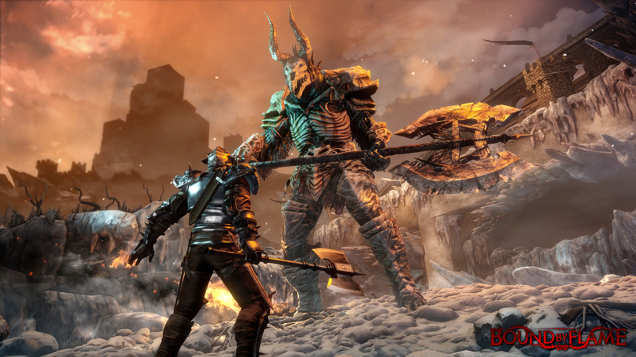 Obrazem: Boj s monstry v Bound by Flame 91871