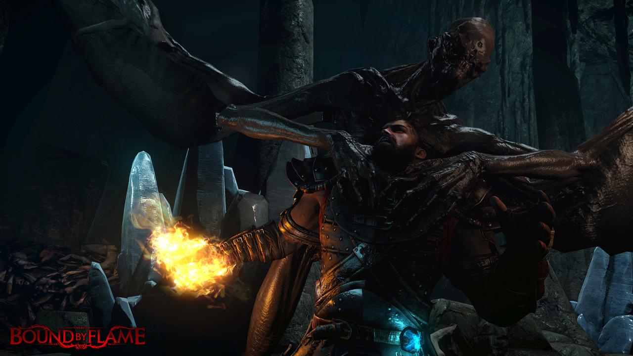 Obrazem: Boj s monstry v Bound by Flame 91873