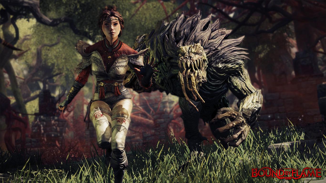 Obrazem: Boj s monstry v Bound by Flame 91877
