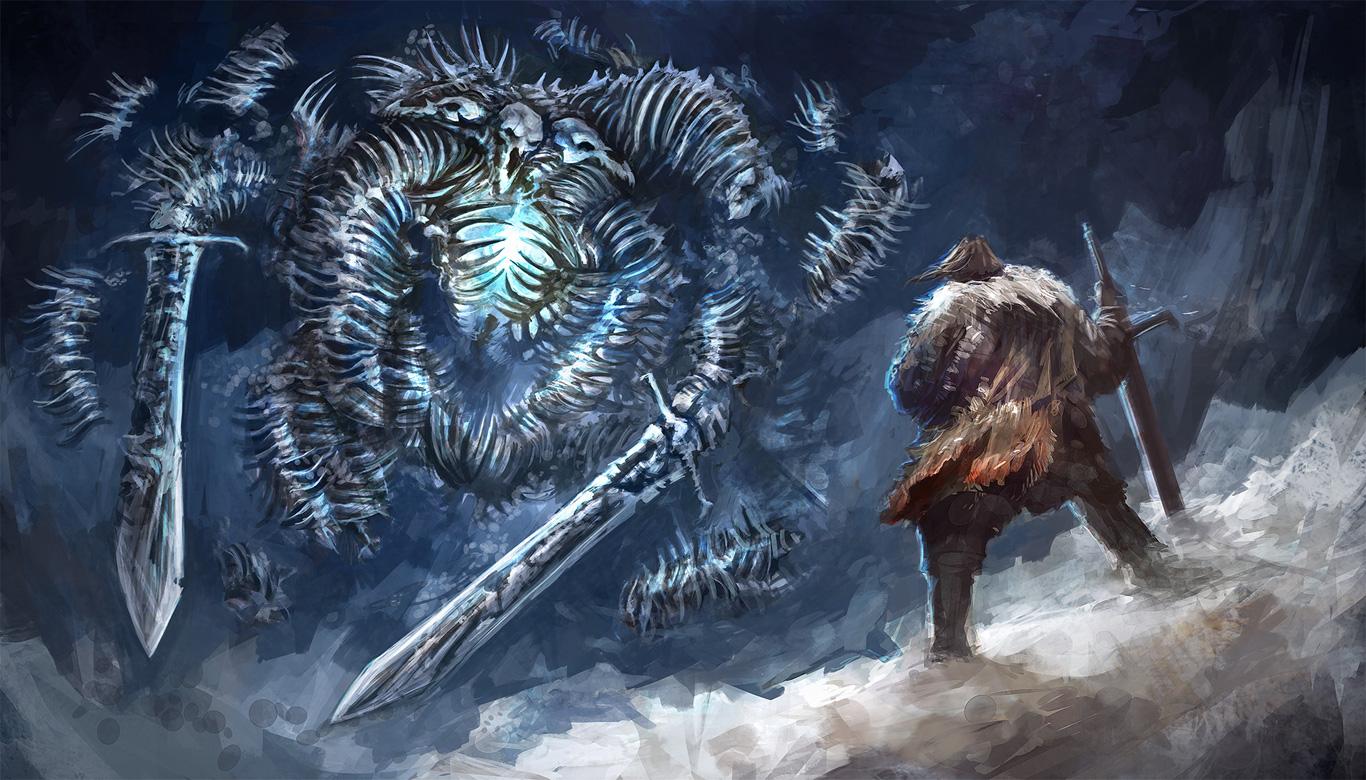 Obrazem: Boj s monstry v Bound by Flame 91880