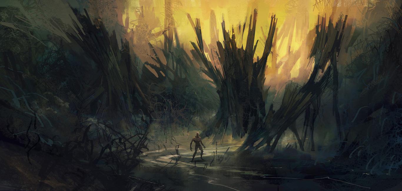 Obrazem: Boj s monstry v Bound by Flame 91894