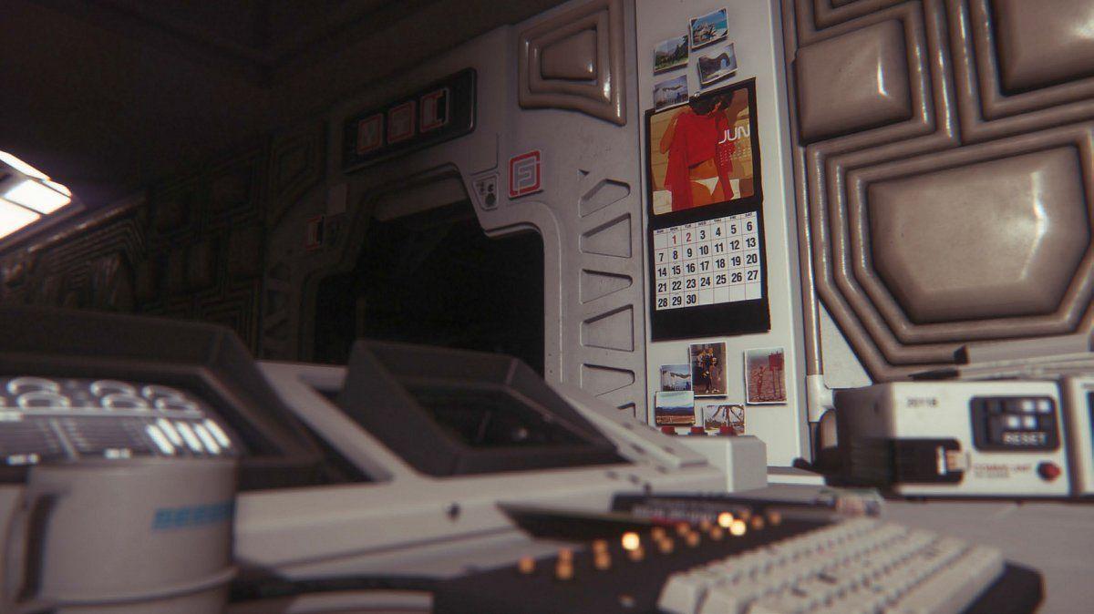 Nové screenshoty z Alien: Isolation 91903