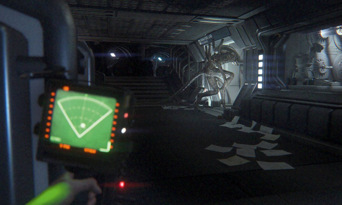 Nové screenshoty z Alien: Isolation 91905