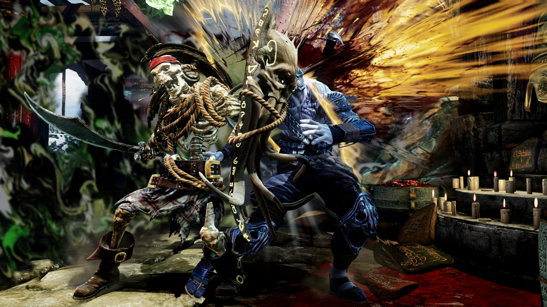Do Killer Instinct přichází kostlivec Spinal 91909