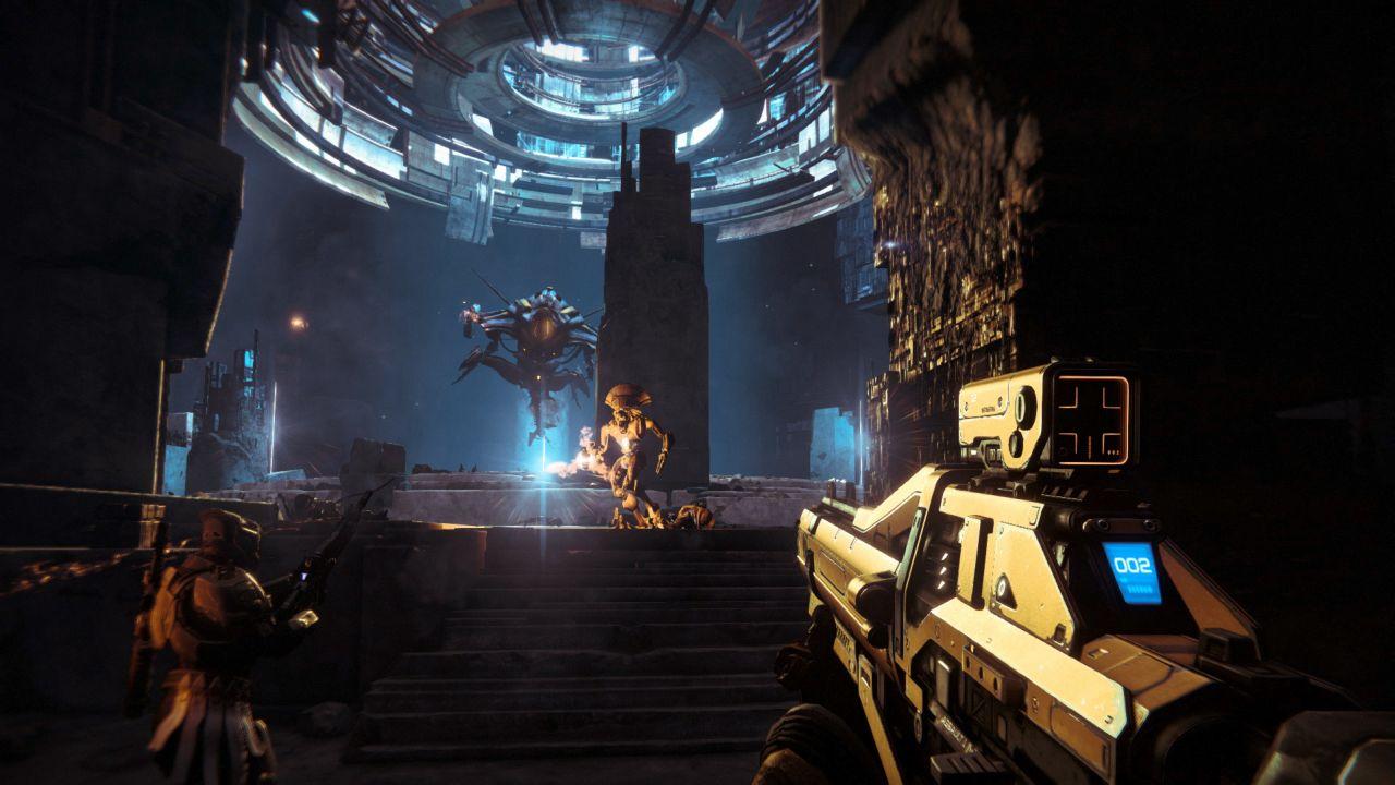 Screenshoty z Destiny ukazují Mars a Venuši 91912