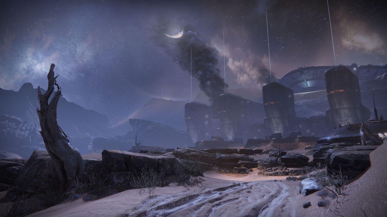 Screenshoty z Destiny ukazují Mars a Venuši 91913