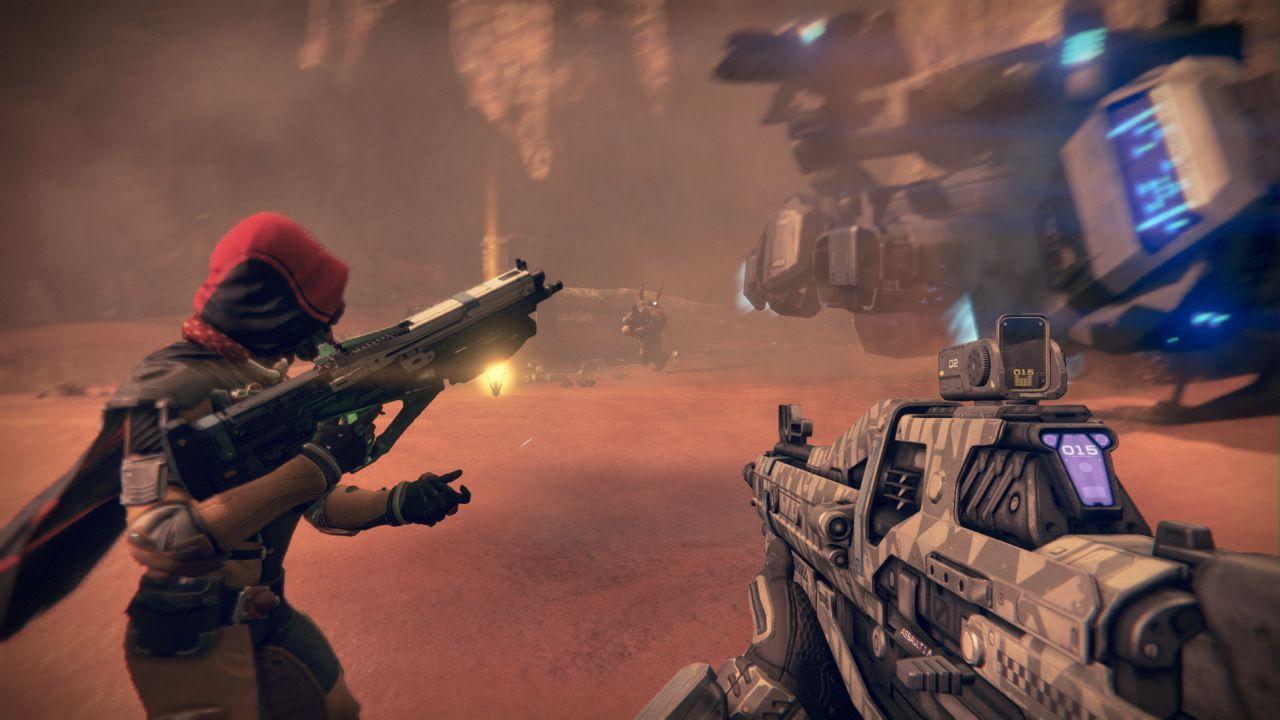 Screenshoty z Destiny ukazují Mars a Venuši 91916