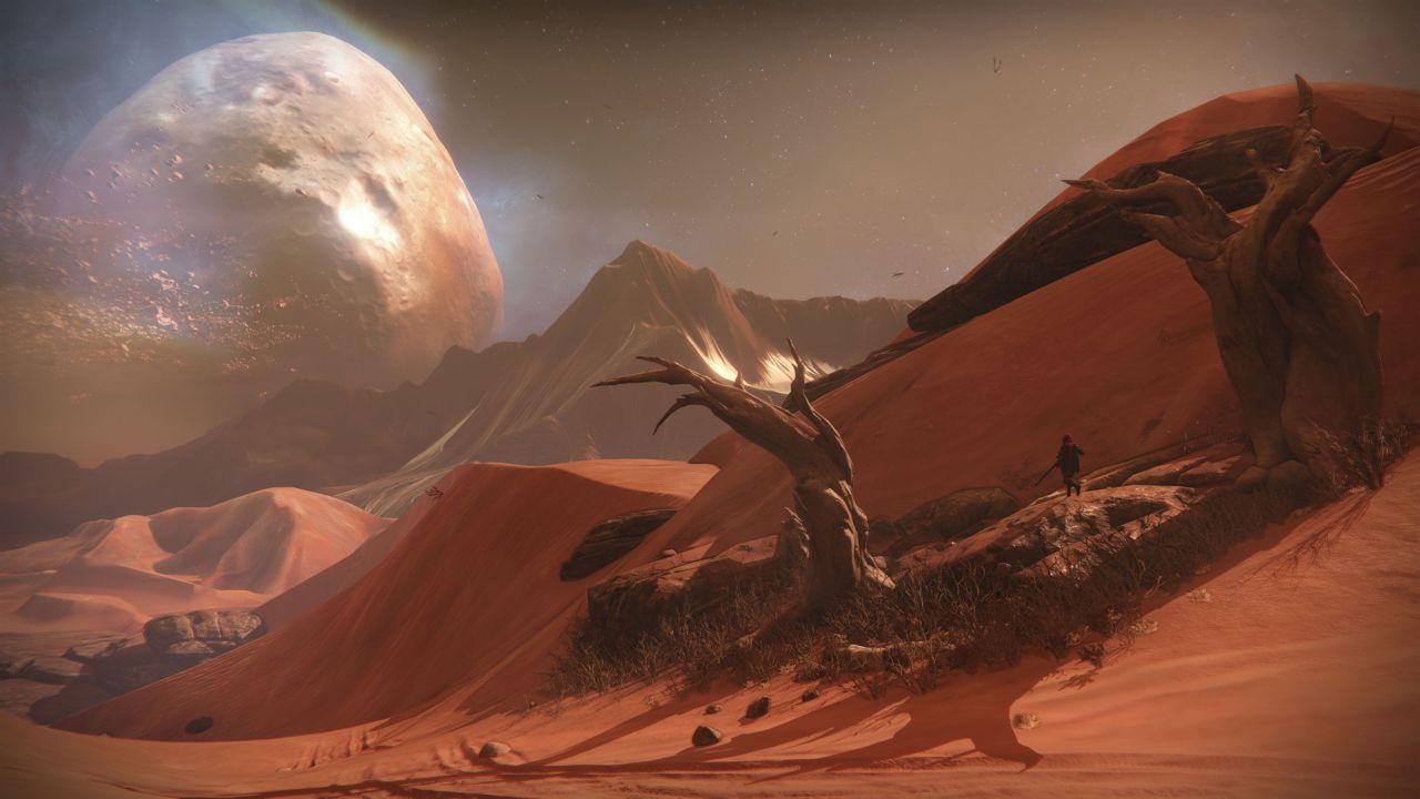 Screenshoty z Destiny ukazují Mars a Venuši 91918