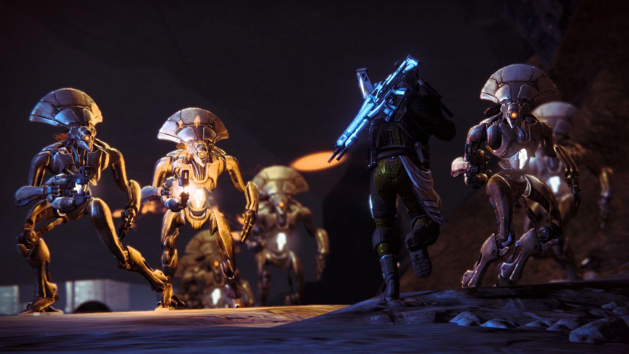 Screenshoty z Destiny ukazují Mars a Venuši 91919