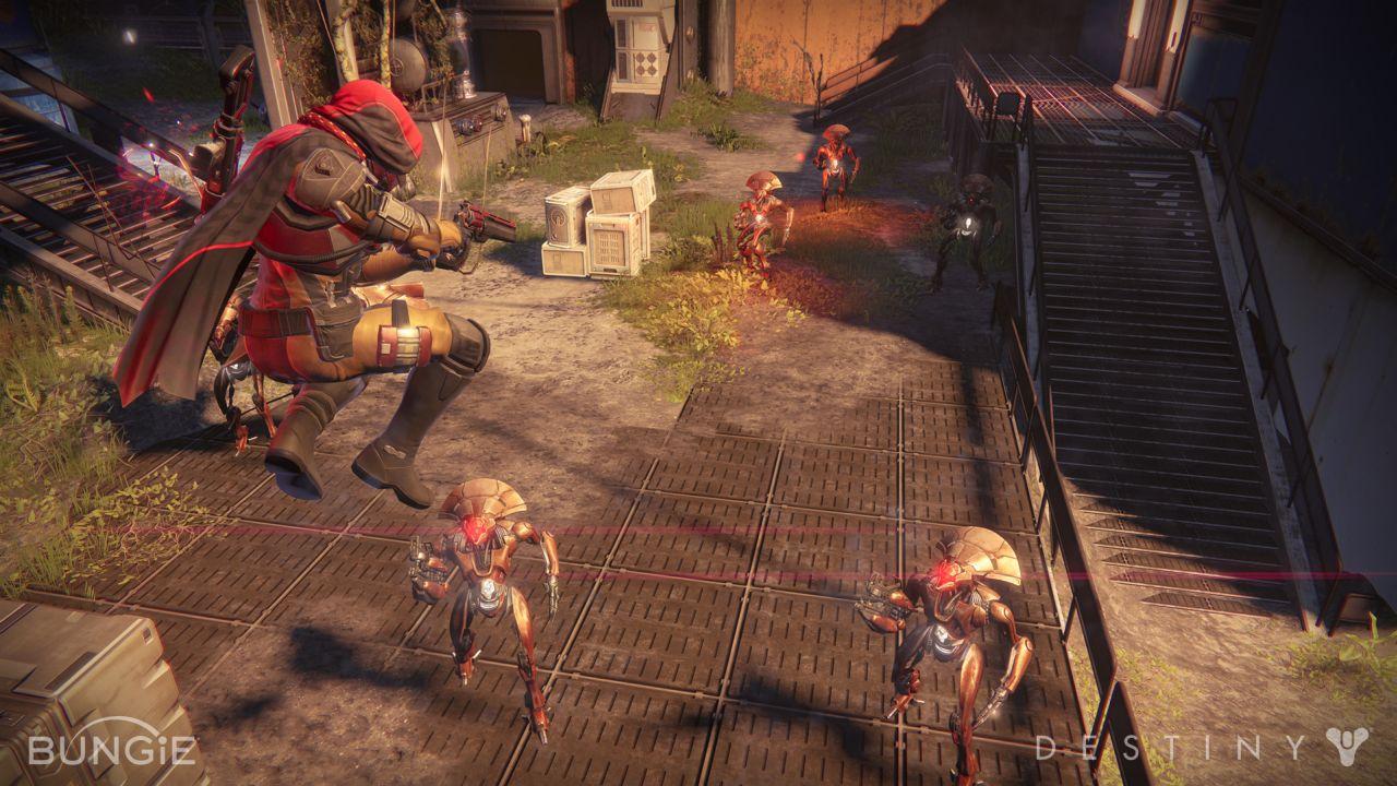 Screenshoty z Destiny ukazují Mars a Venuši 91921