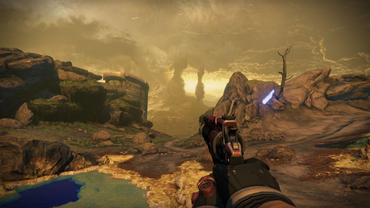 Screenshoty z Destiny ukazují Mars a Venuši 91922