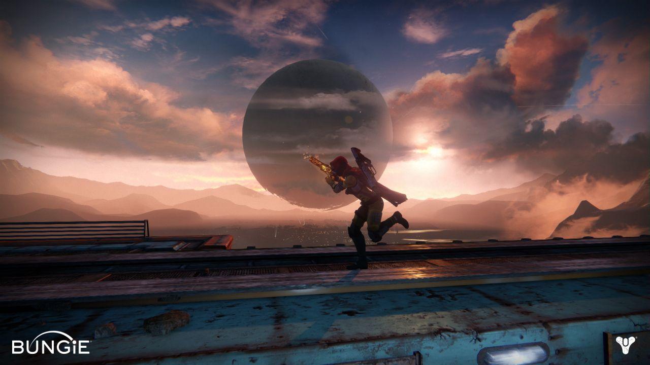 Screenshoty z Destiny ukazují Mars a Venuši 91926