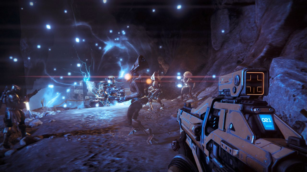 Screenshoty z Destiny ukazují Mars a Venuši 91927