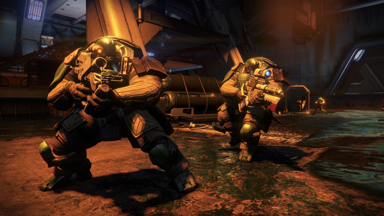 Screenshoty z Destiny ukazují Mars a Venuši 91931