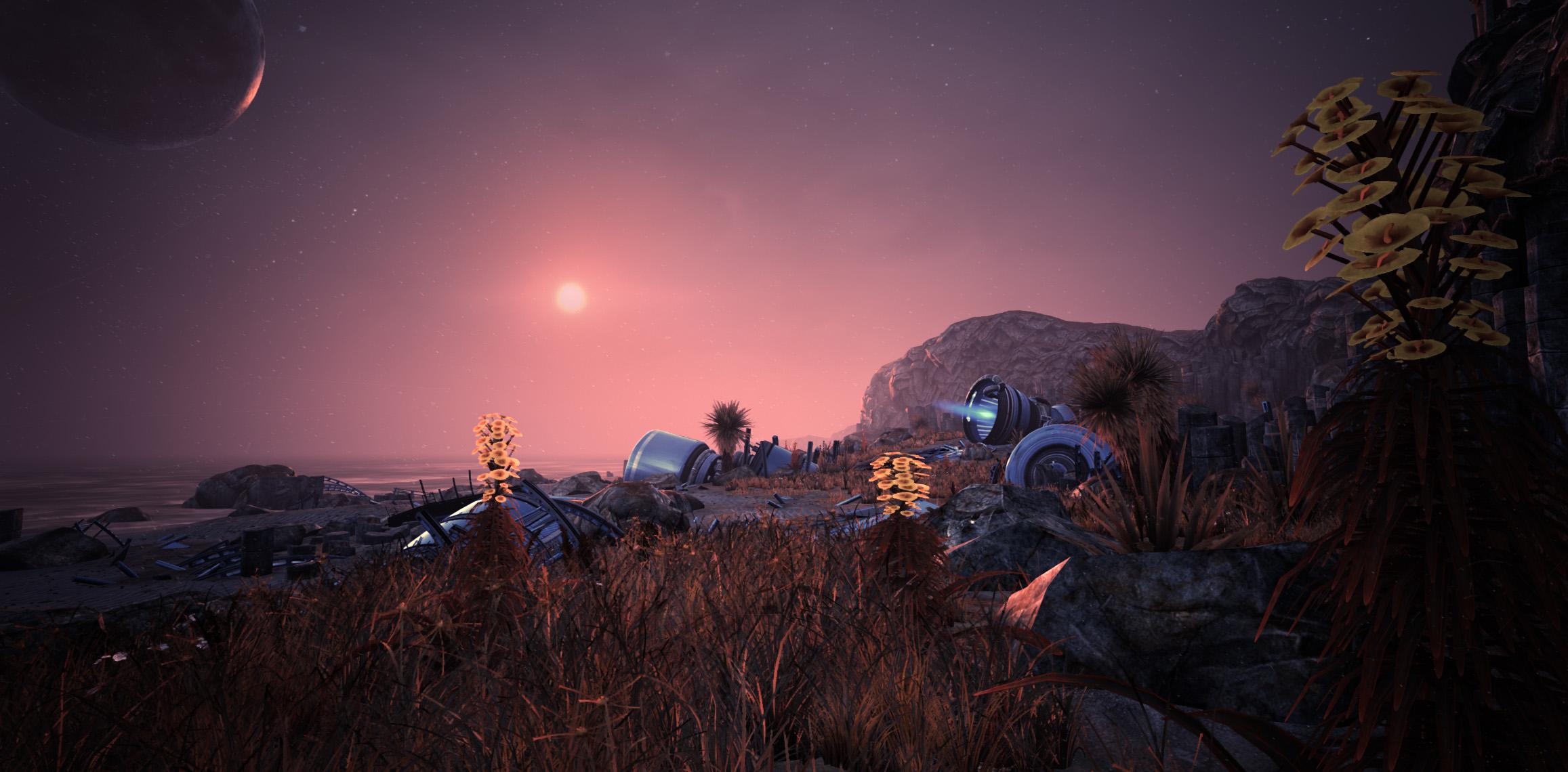 První gameplay video z česko-švédské survival hry Solus Project 91933