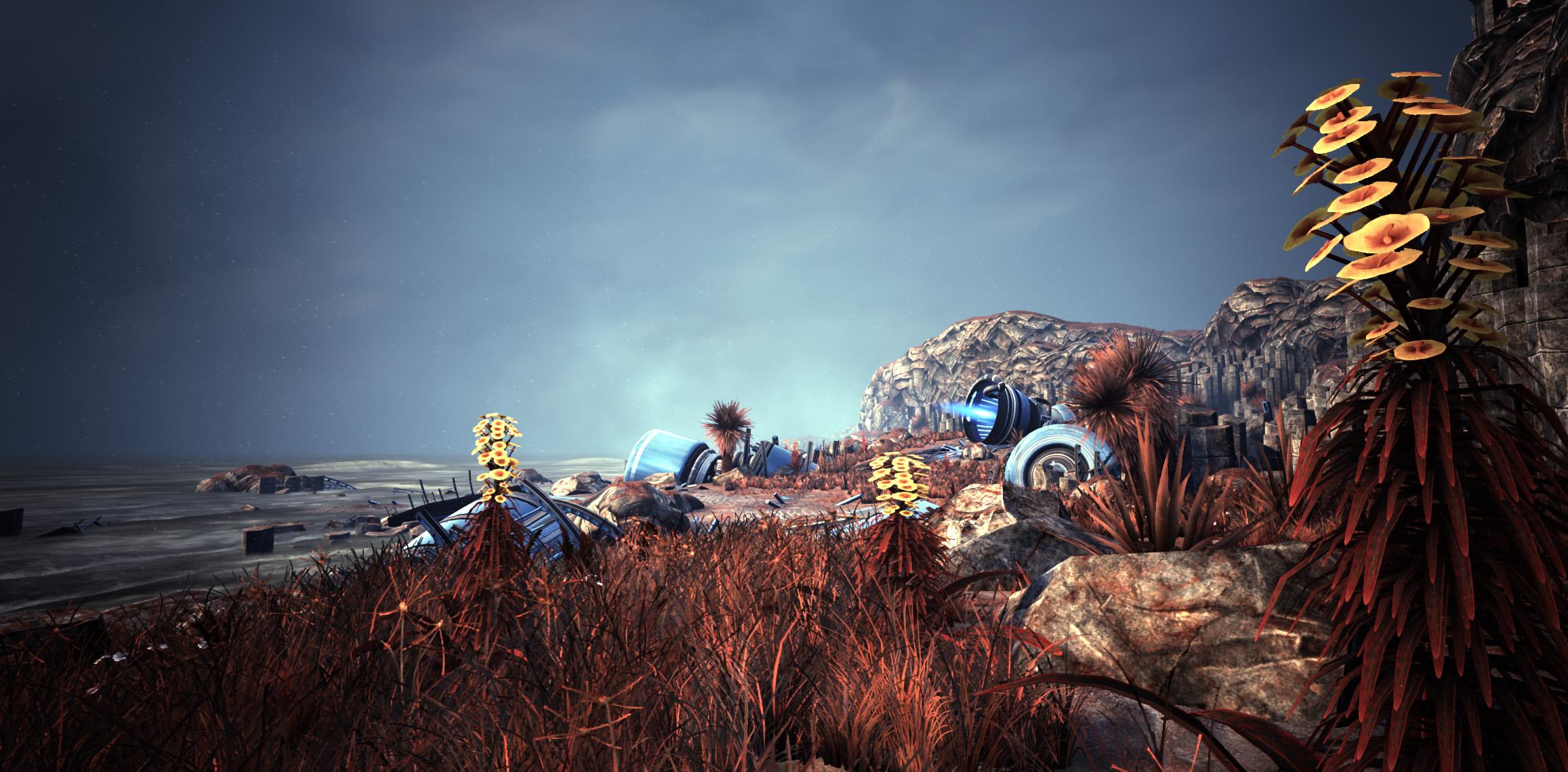 První gameplay video z česko-švédské survival hry Solus Project 91934